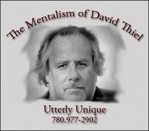 Mentalism and Magic of David Thiel