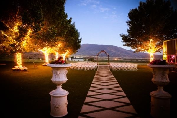 Outdoor wedding venues in bakersfield ca mini bridal for Places to get married in california