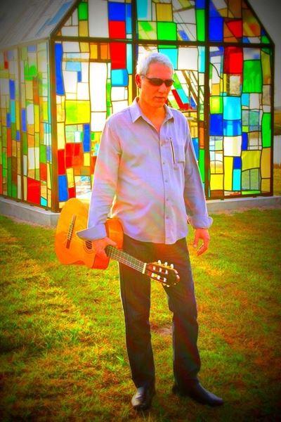 Marc E - Smooth Jazz on Spanish Guitar