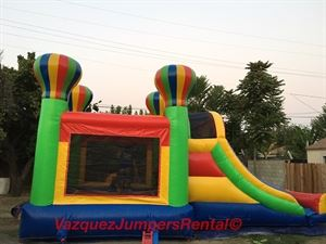 Vazquez Jumpers Rental