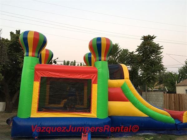 Vazquez Jumpers Rental