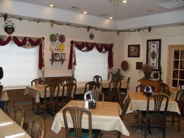 Tuscany Grill Restaurant of Robinson