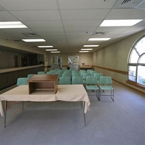 Harrell Center Meeting Rooms
