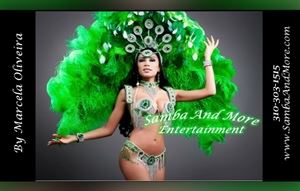 Samba Dancers by Samba And More Entertainment