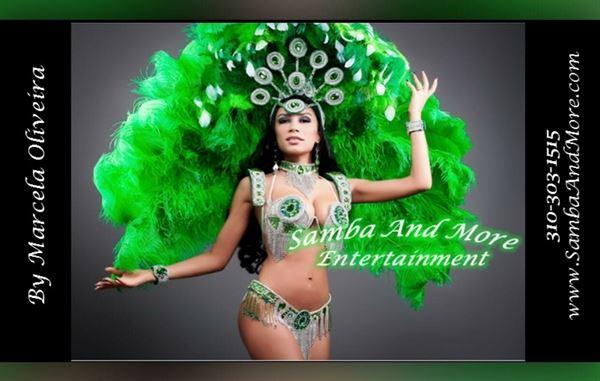 Samba Dancers by Samba And More Entertainment