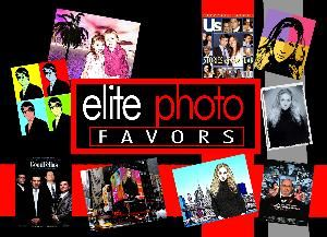 Elite Photo Favors