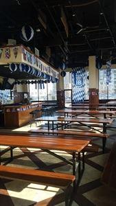 Zeppelin Hall Biergarten and Restaurant