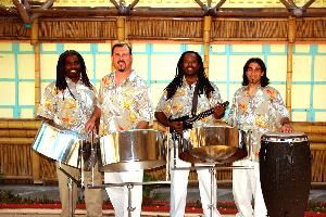 Panjive Steel Drum Entertainment