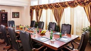 Pinehurst No. 9 Boardroom