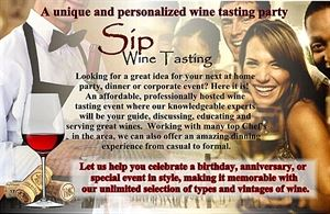 Sip Wine Tasting