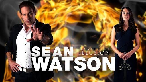 Sean Watson Illusionist.  #1 Corporate Entertainer