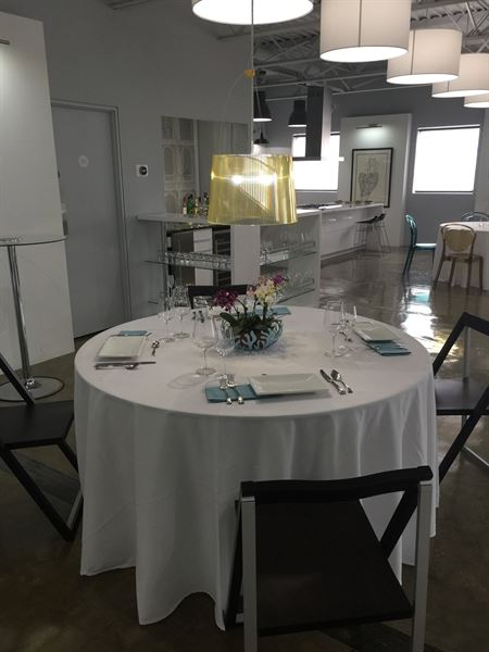 Event Space And Art Gallery Alejandro Design Studio Online Menu