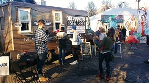 Mobile Espresso Bar and Coffee Truck - by Cleveland Espresso