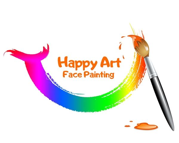 Happy Art Face Painting
