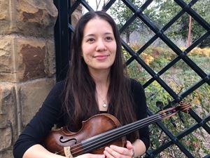 DFW Violinist