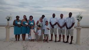 Gulf Coast Wedding Minister