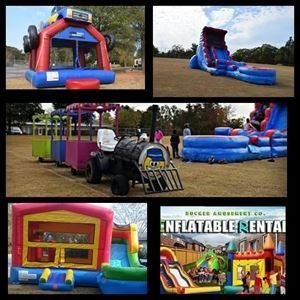 Rucker Family Amusement Inflatables