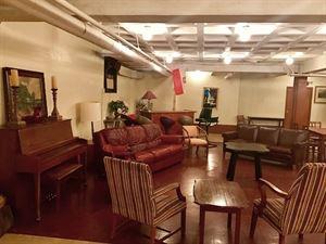 Basement Hall at the Hartford PNH