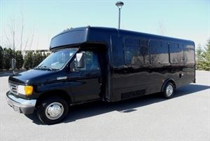 Carolina Party Bus