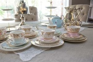 Pretty Posh Parteas