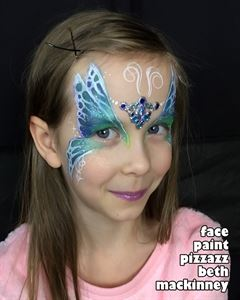 Face Paint Pizzazz