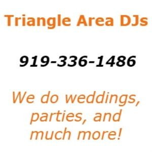 Triangle Area DJ Services