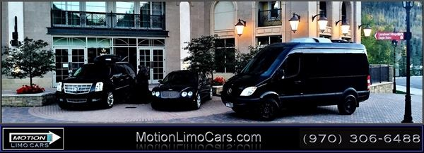 Denver Airport Vail Limo | Vail Denver Airport Transportation | Private Shuttle Van SUV Car Service