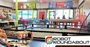 Robot Roundabout