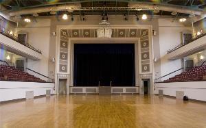 Memorial Hall Floor
