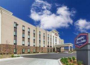 Hampton Inn and Suites Claremore