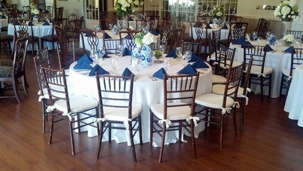 Thomasville Wedding Venues Colonial Country Club