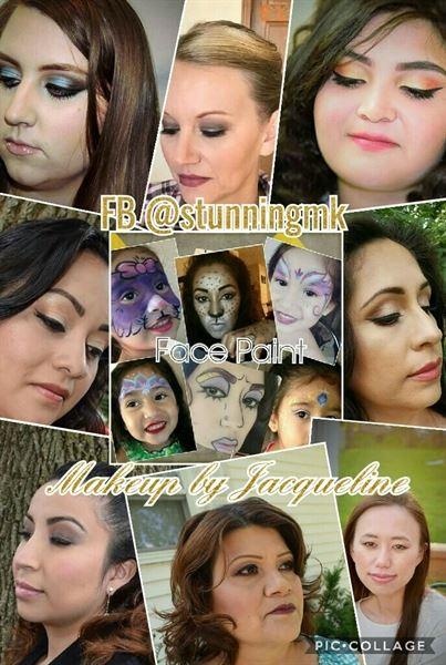 Makeu up by Jacqueline
