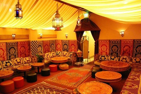 Marrakesh Moroccan Restaurant