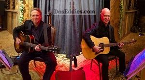 Dos Eddies - Acoustic Guitar / Vocal Duo - Emerald Isle