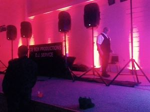 Ice Box Productions DJ Service
