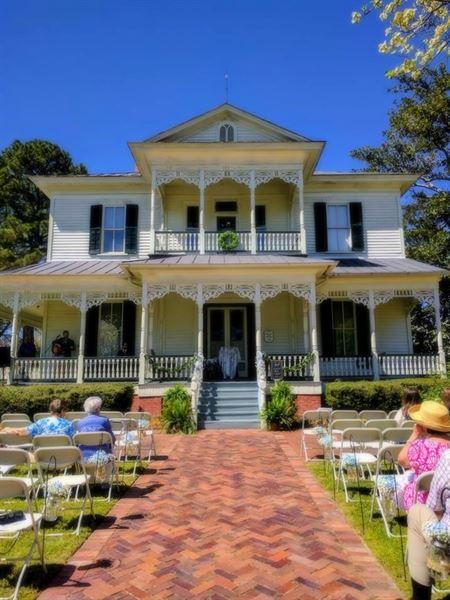 Wedding Venues In Fayetteville Nc