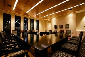 City National Bank Private Dining Room
