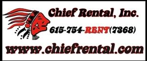 Chief Rental