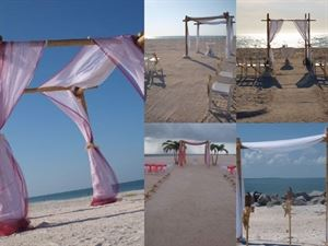 The Wedding And Event Shop - Beach And Rustic Wedding Decorations