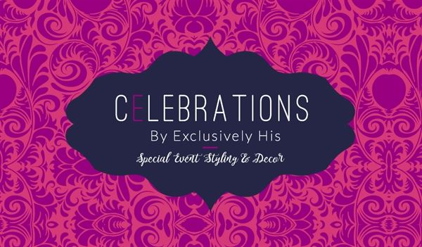 Celebrations by Exclusively His