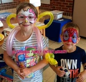 Glitterbug Family Entertainement