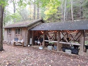 The Camp at Buffalo Mountain