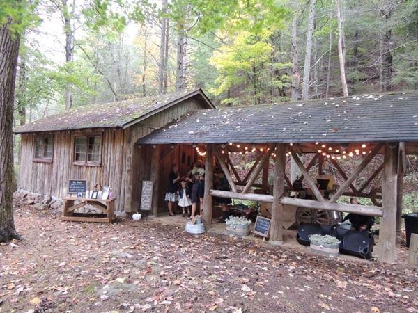 The Camp at Buffalo Mountain
