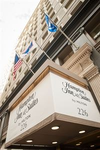 Hampton Inn & Suites New Orleans Downtown/French Quarter