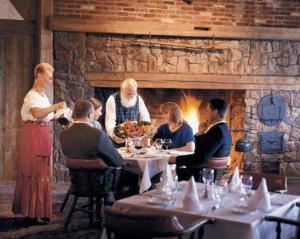 Acadian Dining Room