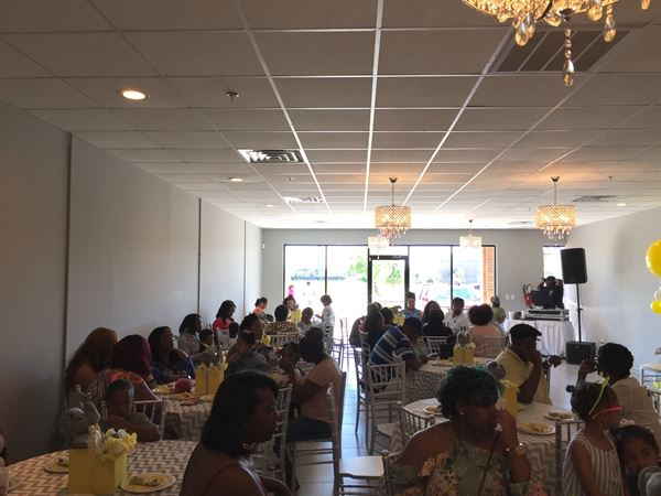 Plush Event Hall