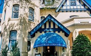 Signatures Restaurant @ Le Cordon Bleu Ottawa
