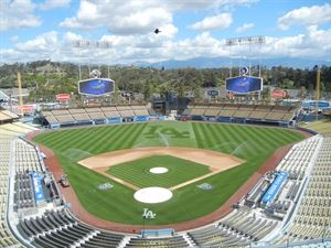 Dodger Stadium Los Angeles Dodgers
