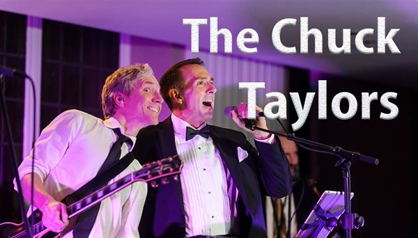 The Chuck Taylors CINCINNATI COLUMBUS Wedding Band