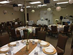 Santonye's Event Center